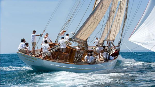 Klassische segelyachten  Classic Schoner Orianda Charter